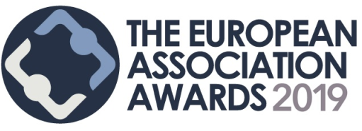 Logo til Ehe european association awards 2019