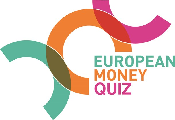 Logoen til European Money Quiz
