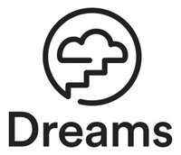 Dreams logo.